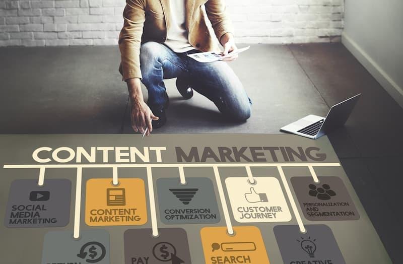 コンテンツマーケティングを動画で成功させよう!ユニークな事例あり
