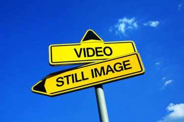静止画と動画、それぞれの特徴と期待できる効果