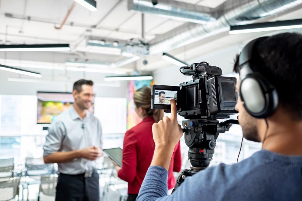 企業紹介・会社紹介を動画で制作するメリット