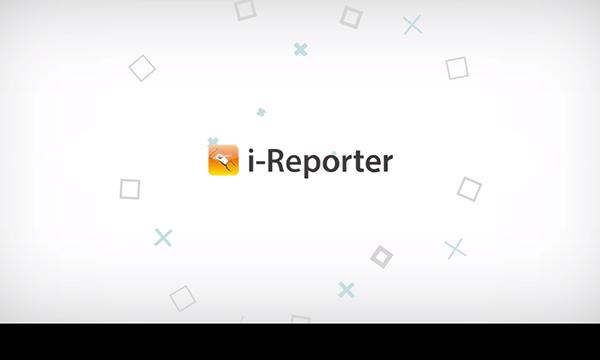 i-Reporter紹介動画コンテンツ