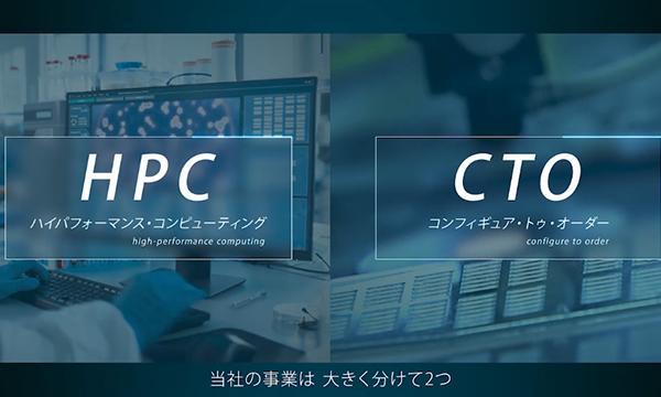 IR向け 会社・サービス紹介動画